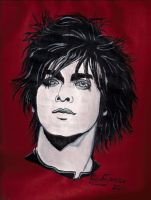 Billy Joe Armstrong by Artsy50