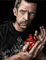 Dr. House by miss-mustang