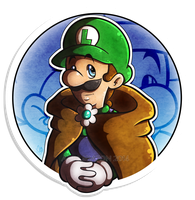 Again a Luigi -u- by Miapon