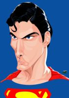 Superman by kgreene