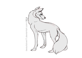Contest prize 3 for SummonWolf by Beautylove17
