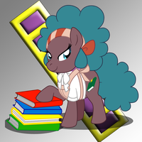 'CUZ KNOWLEDGE IS POWER by PerfectPinkWater