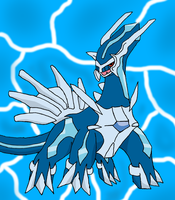 Dialga by PhoenixWulf