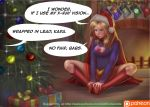 Super Girl Christmas OmniJerBear by Didi-Esmeralda