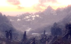 Beauty of Skyrim V by MuuseDesign