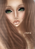 Ariana. by inumnia