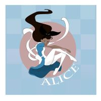 I dream of alice by TeeterDance