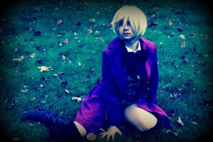 Alois left behind by WolftheFireMazoku