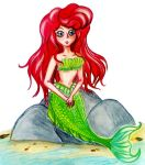 You Look Like Ariel by MystiqueEnchantress
