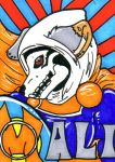 +Marvel Badge-Mali-Taskmaster+ by angelwolf