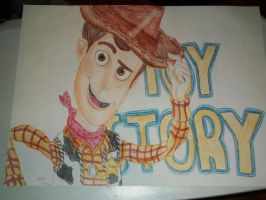 woody: Toy Story by sheehanjessica9