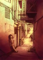 Kowloon by Chancake