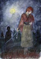 Kenshin: The man I once have been by Anylon