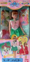 Sailor Stars Sailor Jupiter Beauty Change Doll by aleena