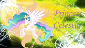 Princess Celestia Wallpapers by Fireblade804