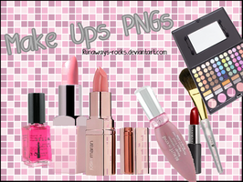 Makeups PNGs by runaways-rocks