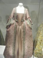 1700s-1800s-Pink and Silver by TuderianArtiste