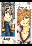 .Lupus and Lass. by Miimiya