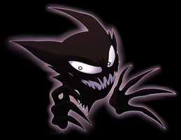Haunter by Rodent-blood