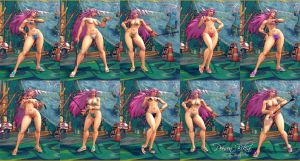 Poison Bikini 10 Colors by BrutalAce
