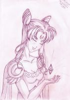 TheSong of a StarSeed-Chibiusa by MistyQue