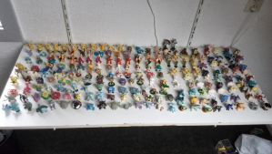 Lots of Pokemon Tomy Figures for Sale!! by robinski1994