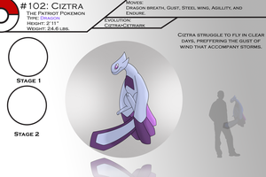 #102:Ciztra by Saronicle