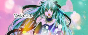 Vocaloid Firma by CagBcn