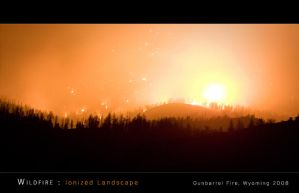 Wildfire: Ionized Landscape by 2xreavis