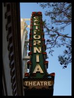 California Theatre by texasghost