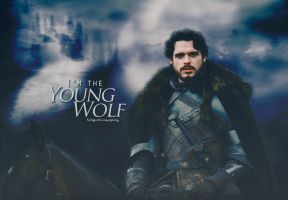 TheYoungWolf by LaliPattinsonFenty