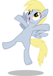 Derpy wants a hug! by Bronyvectors