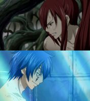 Erza and Jellal-Screenshot by Shooting-star-x7