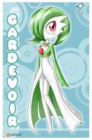 Gardevoir by LinkerLuis