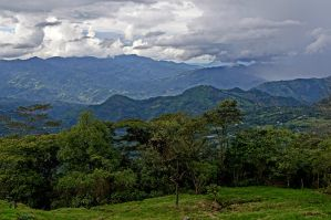 Colombian Countryside by ariseandrejoice