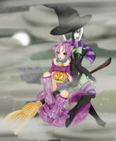 All Hallow's Eve - BK N+B by anime-dragon-tamer