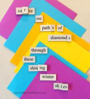 The Daily Magnet #128 by FridgePoetProject