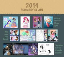 2014 Summary by Shinta-Girl