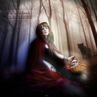 Red riding hood by ziggy90lisa