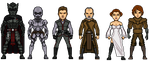 Star Wars: My Designs by UndefinedScott