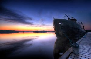 boat by Timosetae
