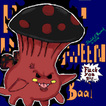 Happy Halloween Baal by millgiass