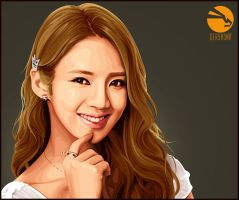 SMILE HYO by gershonv
