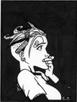 Tank Girl II by skate-alco