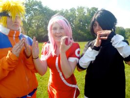 Team 7 loves NKCP by Nekochibiproductions