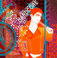 HaRdCoRe-SuPeRsTaR by blugoo