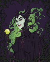 Maleficent by syiah2303