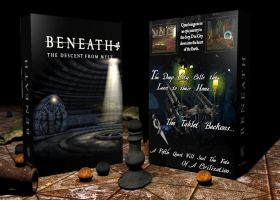 Beneath: The Descent From Myst (Myst V Redesign) by Rivendude