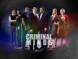 Criminal Minds - color one by DaaRia