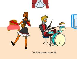 Jam Session! by grenouille-rousse